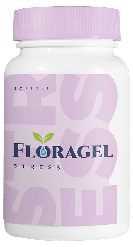 Stress Softgel